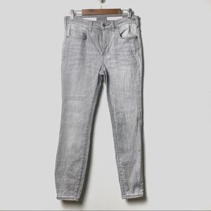 Pilcro and the Letterpress High Rise Skinny Jean